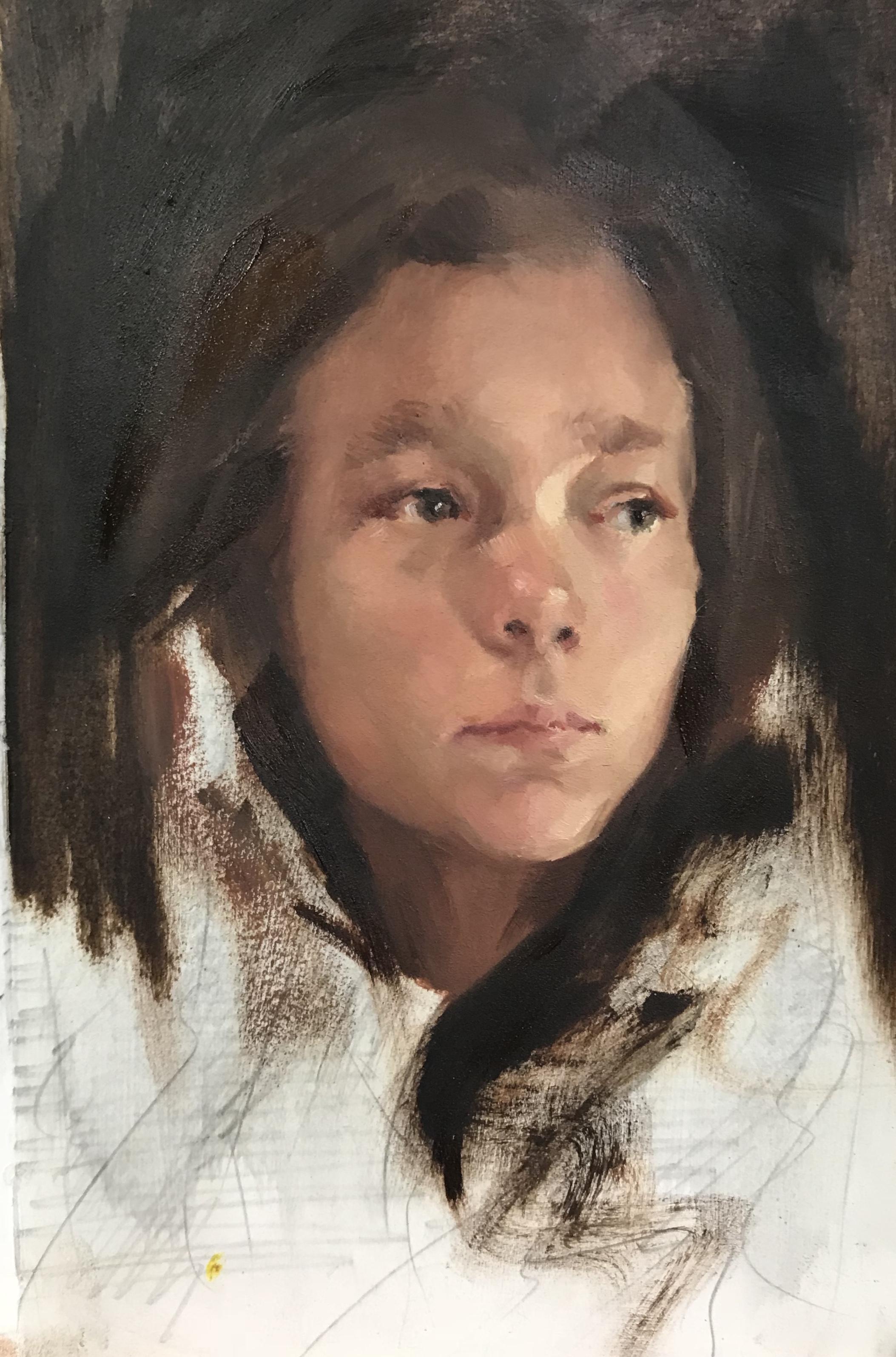 Maddy Sketch