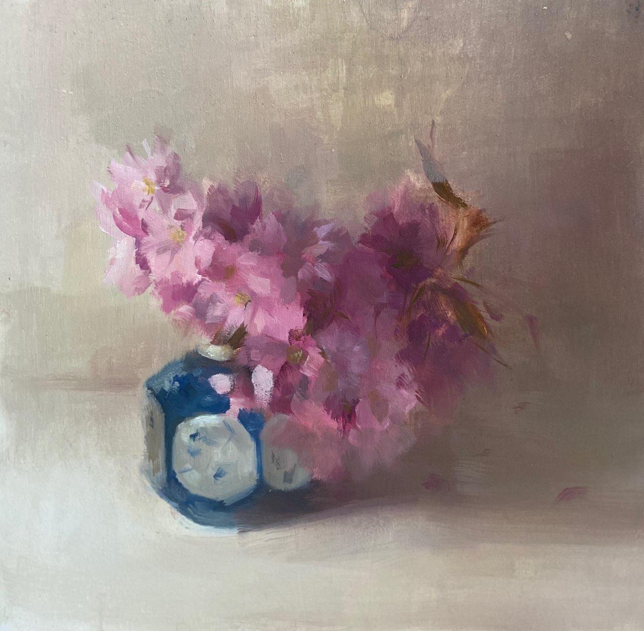 Cherry Blossom & Ceramic II