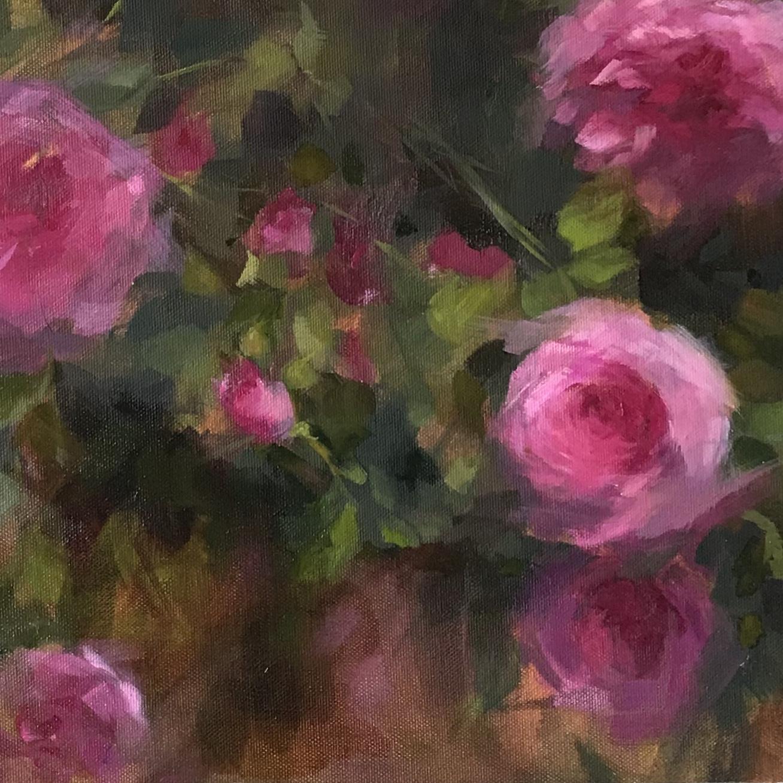 Garden Roses - Series I