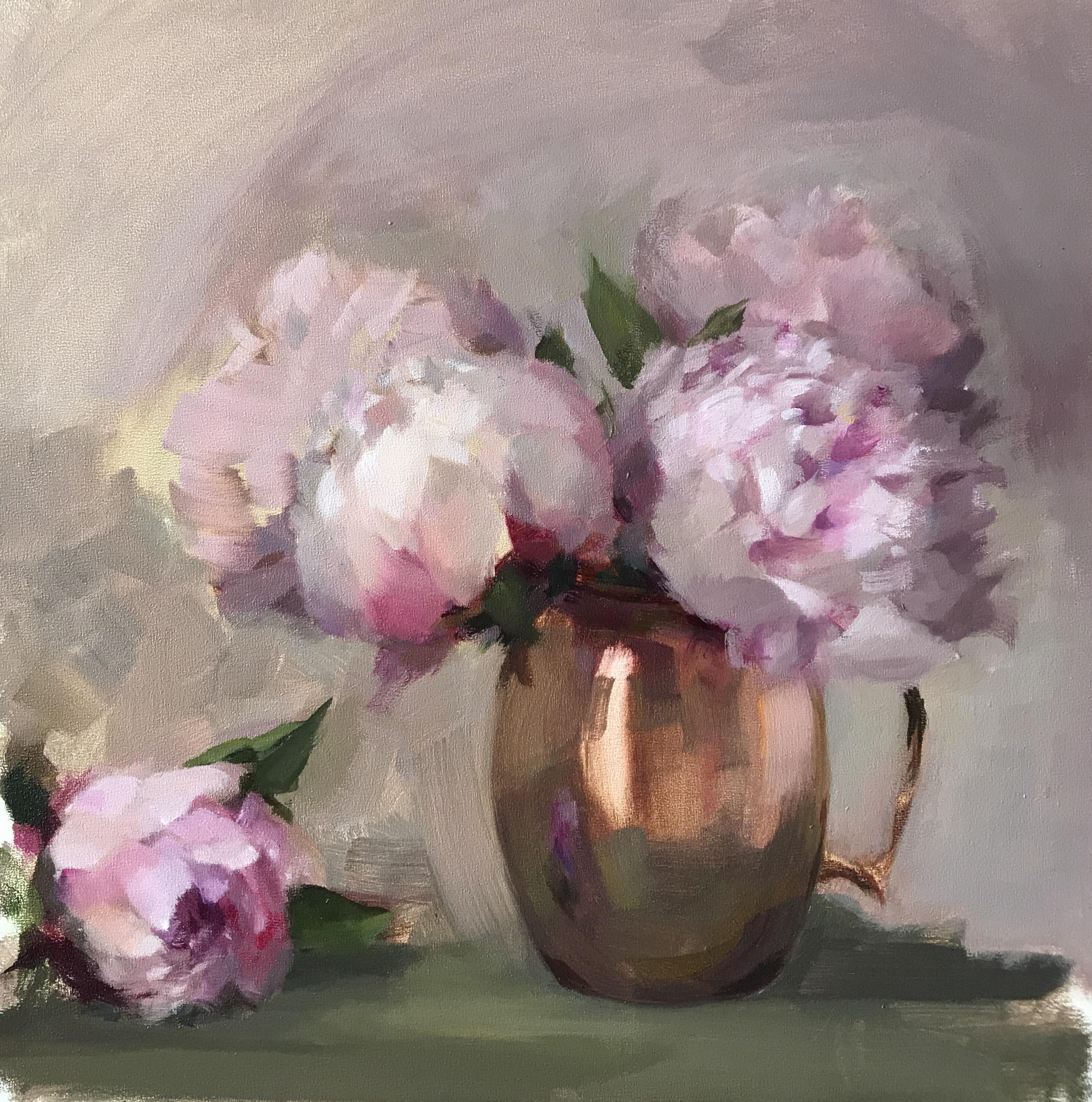 Blowsie Blooms for Judith