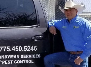 blue owl pest control and handyman servi