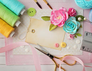 Sewing, Arts and Crafts