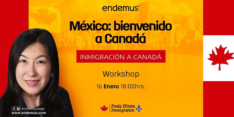 Workshop: Inmigración a Canadá