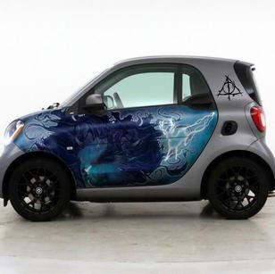 Concept Car Wrap