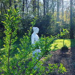 Diana in the Garden