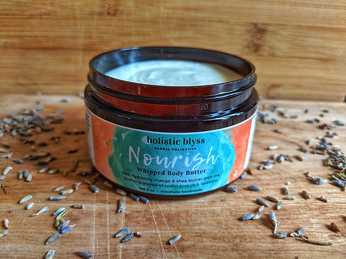 NOURISH - Whipped Body Butter