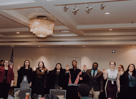 The MIG Journal: Meet Your 2020 Executive Board