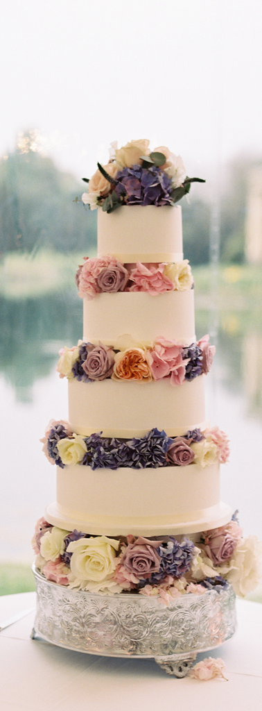 Princess Patisserie Bespoke Wedding Cakes