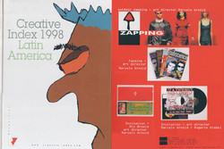 1998 Creative Index Latin America