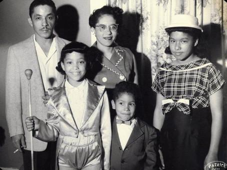 Diane Wong's Black Multiracial Family Stories
