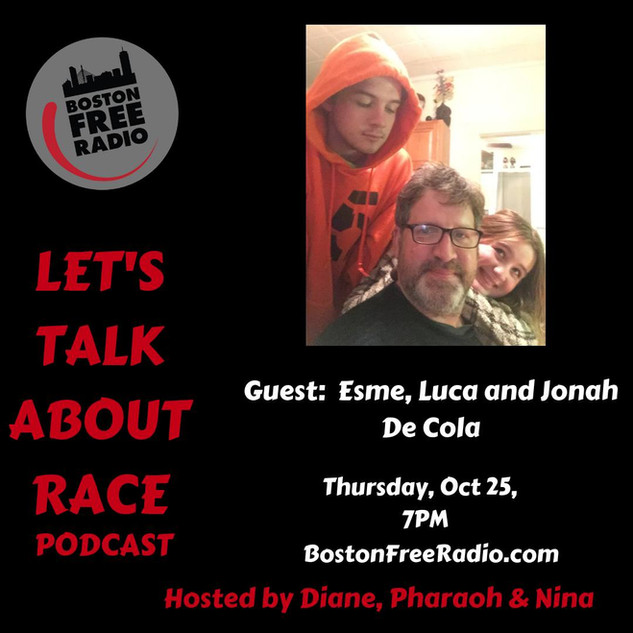 The DeCola Family on Let's Talk Abour Ace
