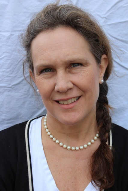 Author Debbie Irving