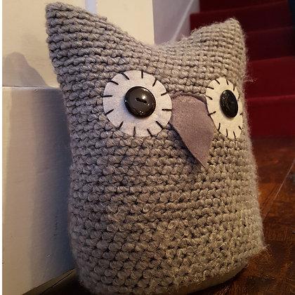 Grey Owl Doorstop