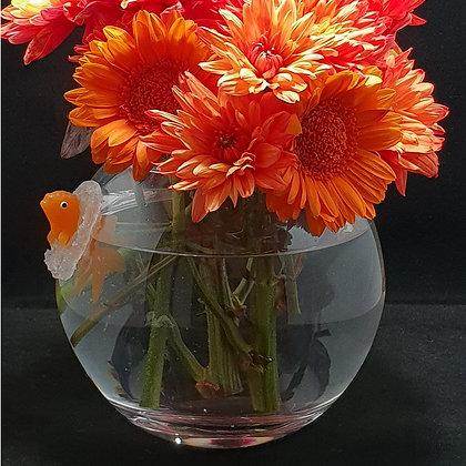 Goldfish Vase