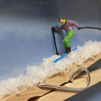 The Downhill Skiers