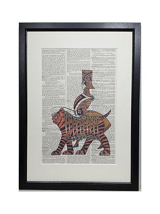 Ink Beasts Parade: Tiger
