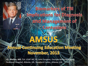 AMSUS Annual Continuing Education Meeting November, 2013