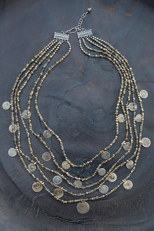 Designer Ethnic Jewels Necklace