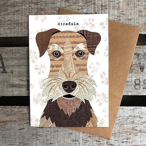 PAW11 - Airedale Card