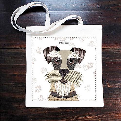 Schnauzer Dog Bag