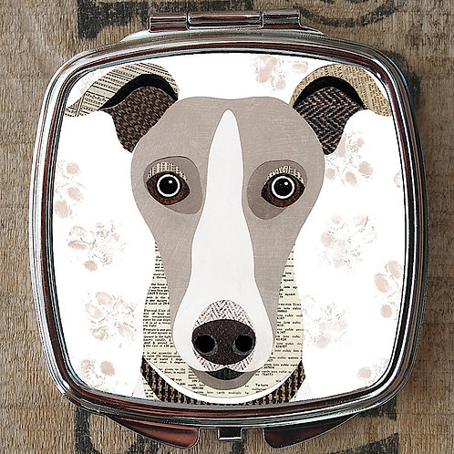 Whippet Compact Mirror