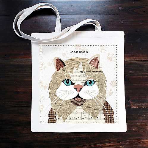 Persian Cat Bag