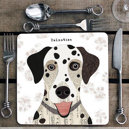 Dalmatian Placemat/Coaster