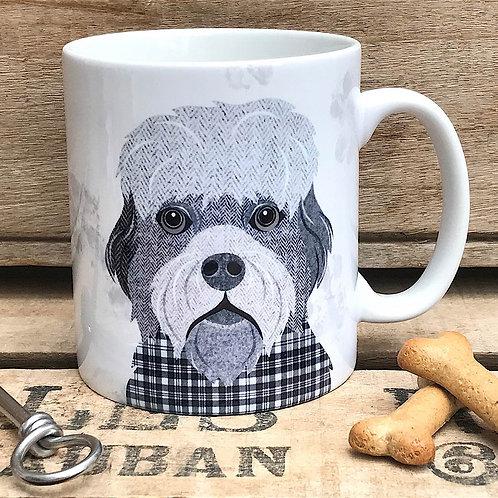 Dandie Dinmont Dog Mug