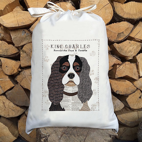 King Charles Cavelier Spaniel by Simon hart