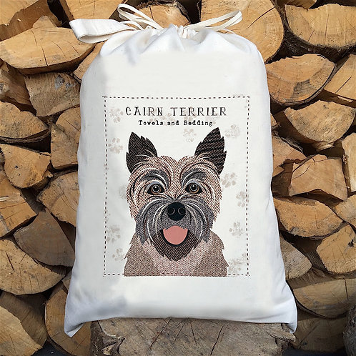 Cairn Terrier Dog Sack
