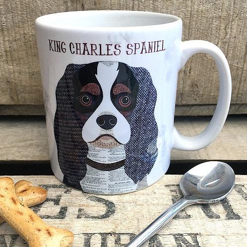 King Charles Spaniel Mug