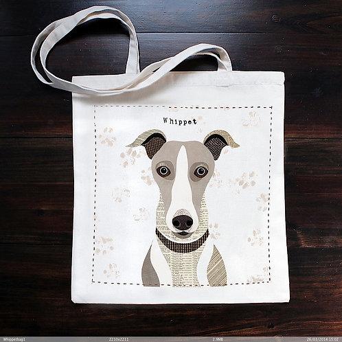 Whippet Dog Bag