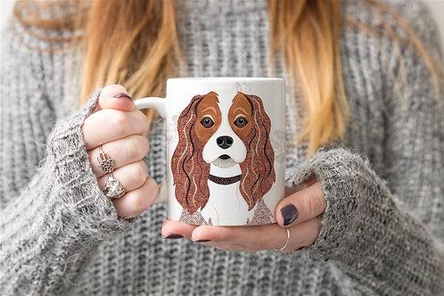 Cavalier King Charles Dog Mug