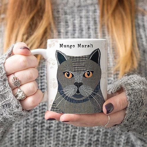 British Shorthair Cat Mug
