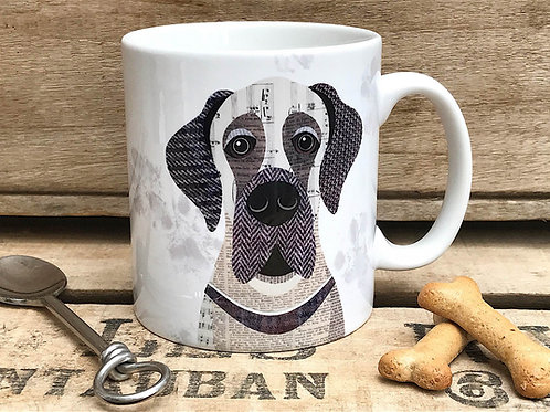 Great Dane Dog Mug (2nd version)