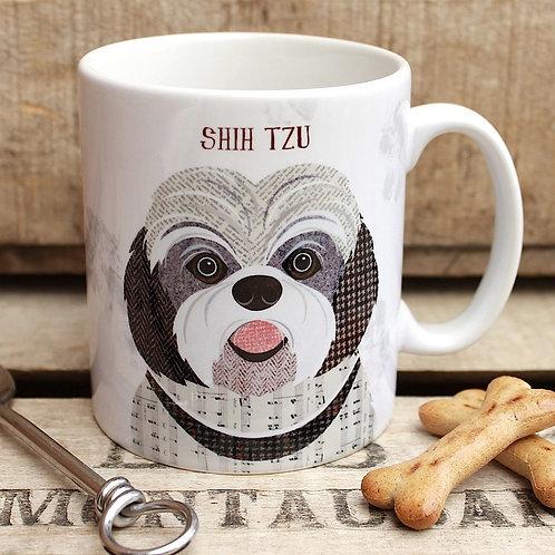 Shih Tzu dog mug
