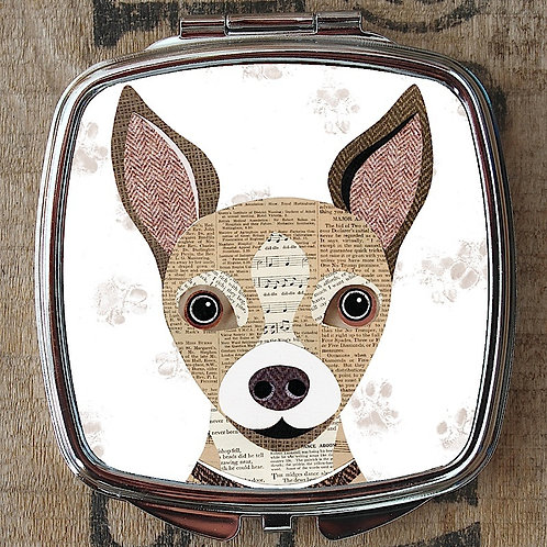 Chihuahua Compact Mirror