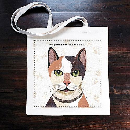 Japanese Bobtail Cat Bag