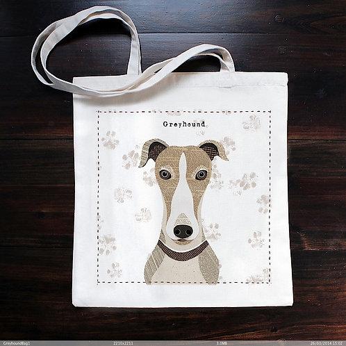 Greyhound Dog Bag