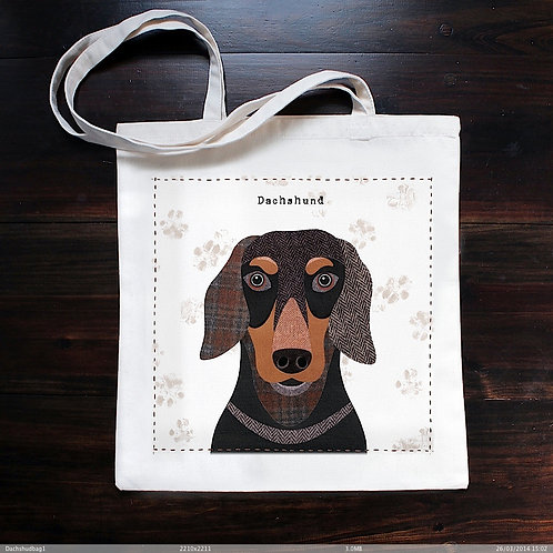 Dachshund Dog Bag