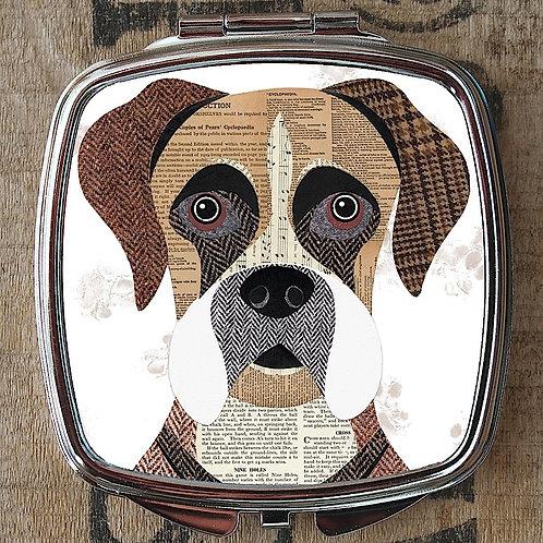 Boxer Compact Mirror