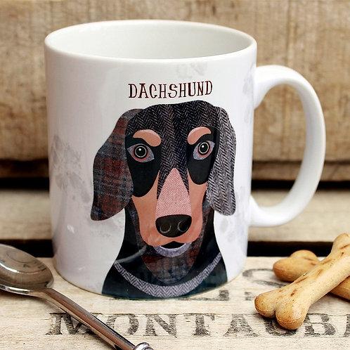Dachshund dog mug