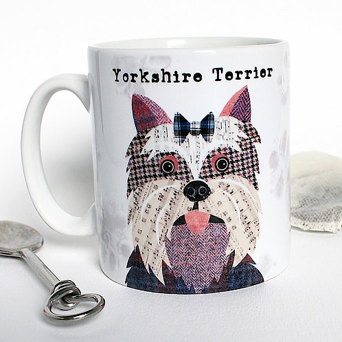 Yorkshire Terrier  dog mug