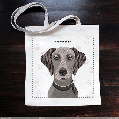 Weimaraner Dog Bag