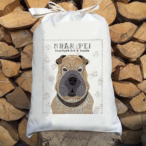Sharpie Dog Sack by Simon Hart