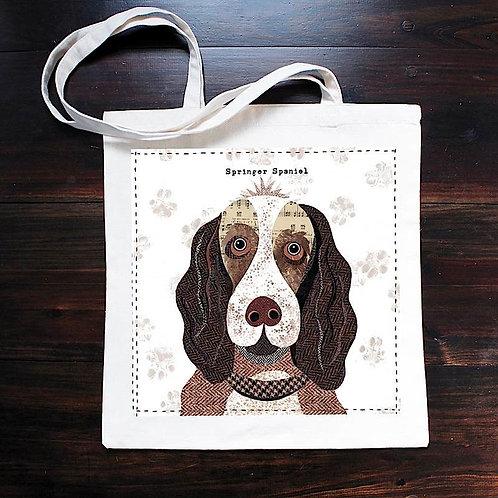 Springer Spaniel Dog Bag