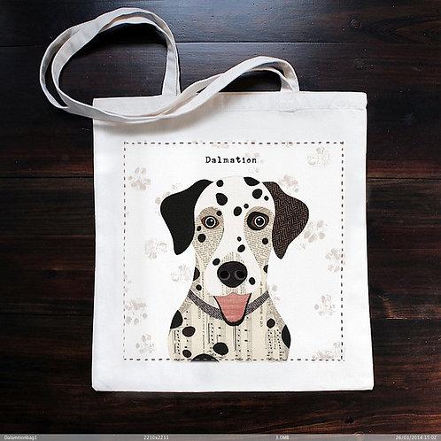Dalmatian Dog Bag
