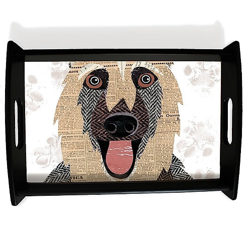German Shepherd Tray Tray