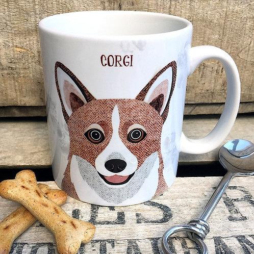 Corgi dog Mug