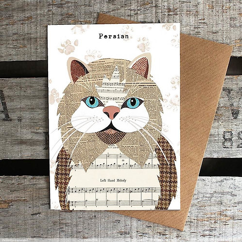PURR 07 Persian Card